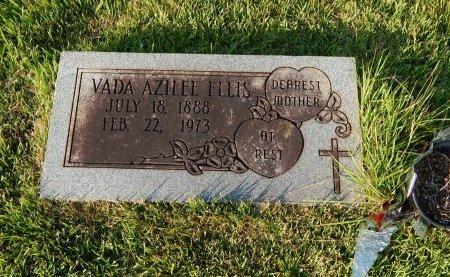 ELLIS, VADA AZILEE - Knox County, Tennessee | VADA AZILEE ELLIS - Tennessee Gravestone Photos