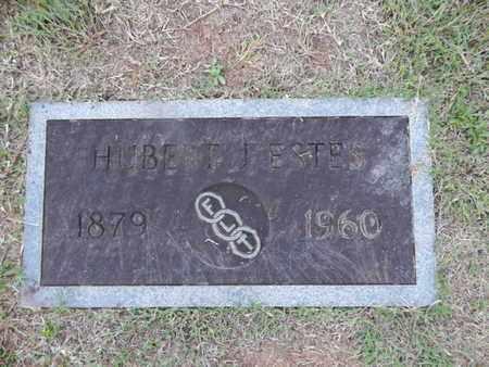 ESTES, HUBERT J - Knox County, Tennessee | HUBERT J ESTES - Tennessee Gravestone Photos