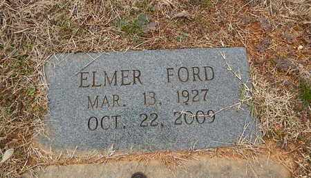 FORD, ELMER - Knox County, Tennessee   ELMER FORD - Tennessee Gravestone Photos