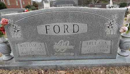 FORD, TRULA A - Knox County, Tennessee | TRULA A FORD - Tennessee Gravestone Photos