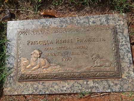 FRANKLIN, PRISCILLA RENEE - Knox County, Tennessee   PRISCILLA RENEE FRANKLIN - Tennessee Gravestone Photos