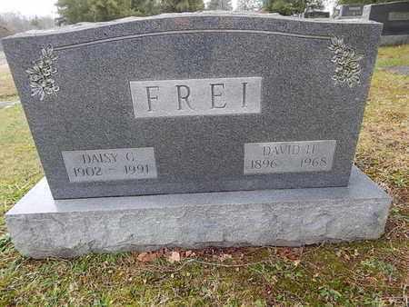 FREI, DAISY G - Knox County, Tennessee | DAISY G FREI - Tennessee Gravestone Photos