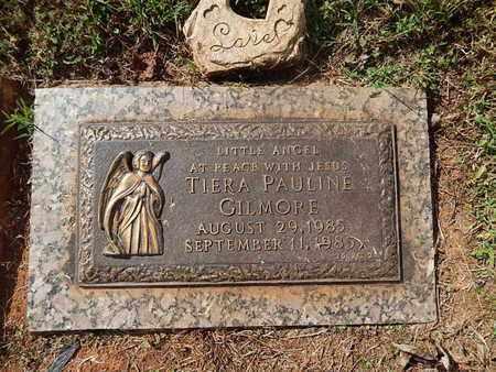 GILMORE, TIERA PAULINE - Knox County, Tennessee | TIERA PAULINE GILMORE - Tennessee Gravestone Photos