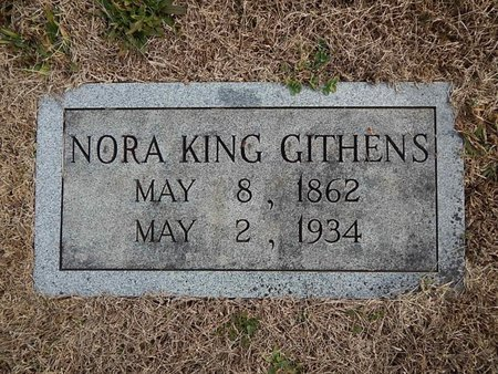 GITHENS, NORA - Knox County, Tennessee | NORA GITHENS - Tennessee Gravestone Photos
