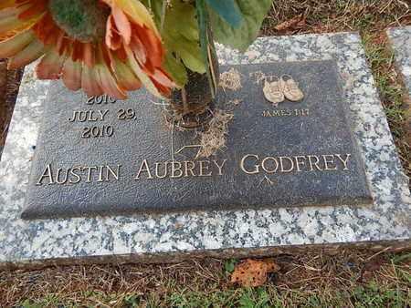 GODFREY, AUSTIN AUBREY - Knox County, Tennessee | AUSTIN AUBREY GODFREY - Tennessee Gravestone Photos