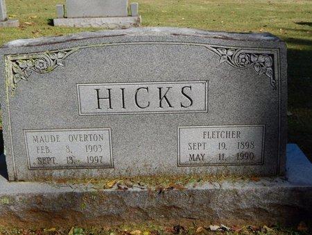 HICKS, FLETCHER - Knox County, Tennessee | FLETCHER HICKS - Tennessee Gravestone Photos