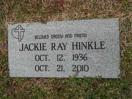 HINKLE, JACKIE RAY - Knox County, Tennessee | JACKIE RAY HINKLE - Tennessee Gravestone Photos