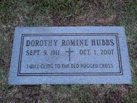 HUBBS, DOROTHY - Knox County, Tennessee | DOROTHY HUBBS - Tennessee Gravestone Photos