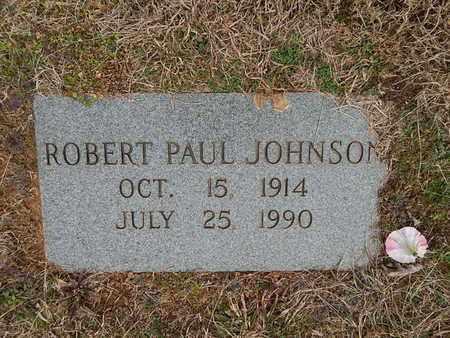 JOHNSON, ROBERT PAUL - Knox County, Tennessee | ROBERT PAUL JOHNSON - Tennessee Gravestone Photos