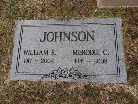 JOHNSON, MERODIE C - Knox County, Tennessee | MERODIE C JOHNSON - Tennessee Gravestone Photos