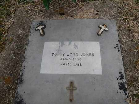 JONES, TOMMY LYNN - Knox County, Tennessee | TOMMY LYNN JONES - Tennessee Gravestone Photos