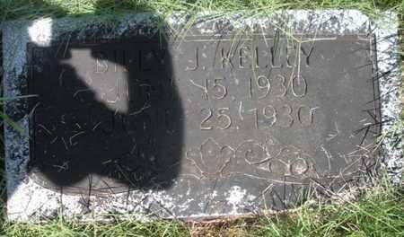 KELLEY, BILLY J - Knox County, Tennessee | BILLY J KELLEY - Tennessee Gravestone Photos