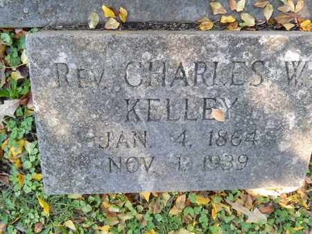 KELLEY, CHARLES W (REVEREND) - Knox County, Tennessee | CHARLES W (REVEREND) KELLEY - Tennessee Gravestone Photos