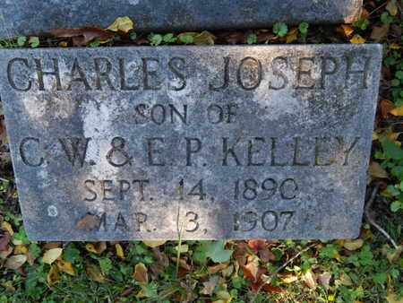 KELLEY, CHARLES JOSEPH - Knox County, Tennessee | CHARLES JOSEPH KELLEY - Tennessee Gravestone Photos