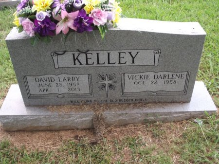 KELLEY, DAVID LARRY - Knox County, Tennessee | DAVID LARRY KELLEY - Tennessee Gravestone Photos