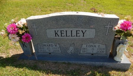 KELLEY, EDWARD W - Knox County, Tennessee | EDWARD W KELLEY - Tennessee Gravestone Photos