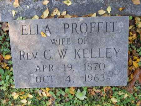 KELLEY, ELLA - Knox County, Tennessee | ELLA KELLEY - Tennessee Gravestone Photos