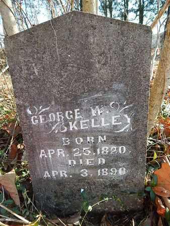 KELLEY, GEORGE W - Knox County, Tennessee   GEORGE W KELLEY - Tennessee Gravestone Photos