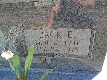 KELLEY, JACK E (CLOSE-UP) - Knox County, Tennessee   JACK E (CLOSE-UP) KELLEY - Tennessee Gravestone Photos