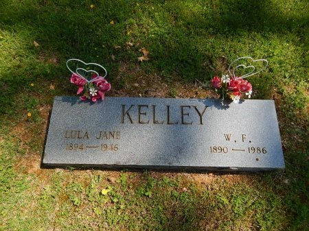KELLEY, W F - Knox County, Tennessee | W F KELLEY - Tennessee Gravestone Photos