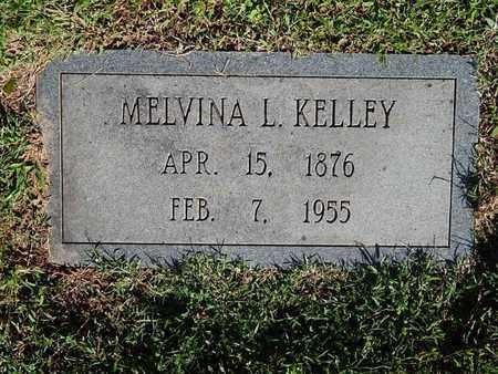KELLEY, MELVINA L - Knox County, Tennessee | MELVINA L KELLEY - Tennessee Gravestone Photos
