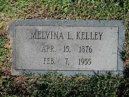 KELLEY, MELVINA L - Knox County, Tennessee | MELVINA L KELLEY - Tennessee Gravestone Photos