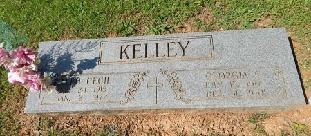 KELLEY, GEORGIA C - Knox County, Tennessee | GEORGIA C KELLEY - Tennessee Gravestone Photos
