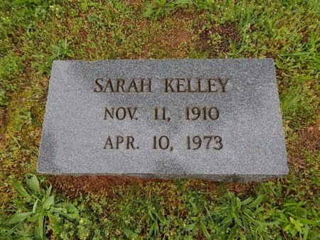 KELLEY, SARAH - Knox County, Tennessee   SARAH KELLEY - Tennessee Gravestone Photos