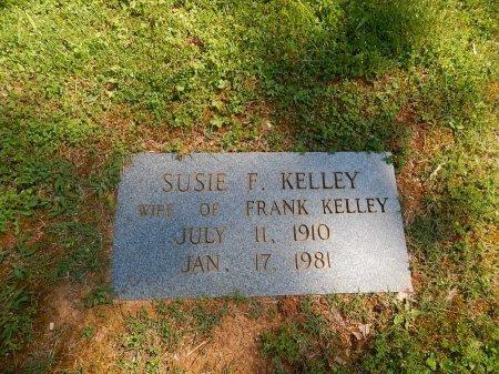 KELLEY, SUSIE F - Knox County, Tennessee   SUSIE F KELLEY - Tennessee Gravestone Photos