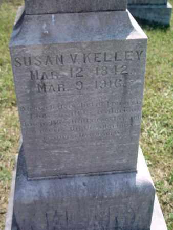 KELLEY, SUSAN V - Knox County, Tennessee | SUSAN V KELLEY - Tennessee Gravestone Photos