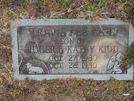 KIDD, TRAVIS LEE - Knox County, Tennessee | TRAVIS LEE KIDD - Tennessee Gravestone Photos