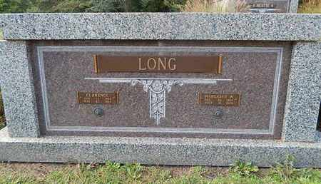 LONG, MARGARET W - Knox County, Tennessee | MARGARET W LONG - Tennessee Gravestone Photos