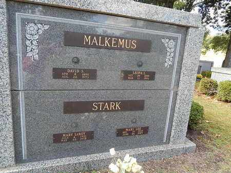 MALKEMUS, LEONA L - Knox County, Tennessee | LEONA L MALKEMUS - Tennessee Gravestone Photos
