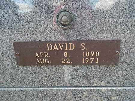 MALKEMUS, DAVID S (CLOSE-UP) - Knox County, Tennessee   DAVID S (CLOSE-UP) MALKEMUS - Tennessee Gravestone Photos