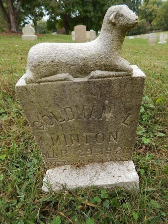 MINTON, GOLDMAN L - Knox County, Tennessee   GOLDMAN L MINTON - Tennessee Gravestone Photos