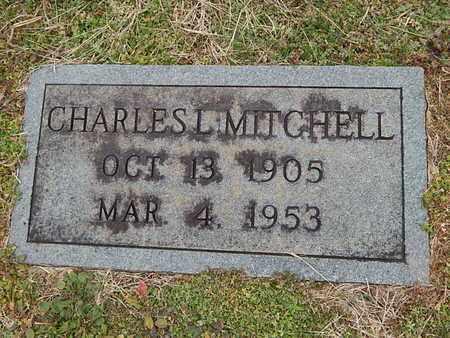 MITCHELL, CHARLES L (SECOND STONE) - Knox County, Tennessee   CHARLES L (SECOND STONE) MITCHELL - Tennessee Gravestone Photos