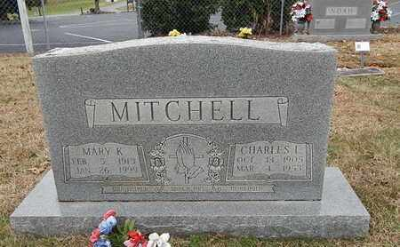 MITCHELL, CHARLES L - Knox County, Tennessee | CHARLES L MITCHELL - Tennessee Gravestone Photos