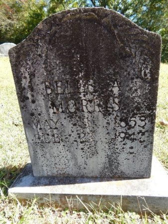 MORRIS, BELLE A - Knox County, Tennessee   BELLE A MORRIS - Tennessee Gravestone Photos