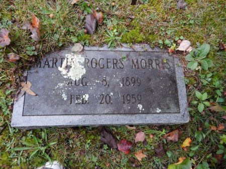 MORRIS, MARTIN ROGERS - Knox County, Tennessee | MARTIN ROGERS MORRIS - Tennessee Gravestone Photos