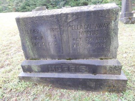 MORRIS, DELLA - Knox County, Tennessee | DELLA MORRIS - Tennessee Gravestone Photos
