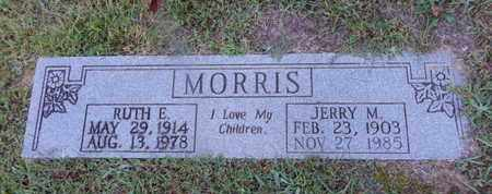 MORRIS, JERRY M - Knox County, Tennessee | JERRY M MORRIS - Tennessee Gravestone Photos