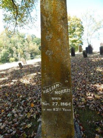 MORRIS, WILLIAM - Knox County, Tennessee   WILLIAM MORRIS - Tennessee Gravestone Photos