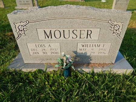 MOUSER, LOIS A - Knox County, Tennessee | LOIS A MOUSER - Tennessee Gravestone Photos