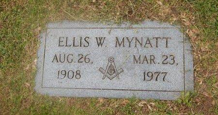 MYNATT, ELLIS W - Knox County, Tennessee | ELLIS W MYNATT - Tennessee Gravestone Photos