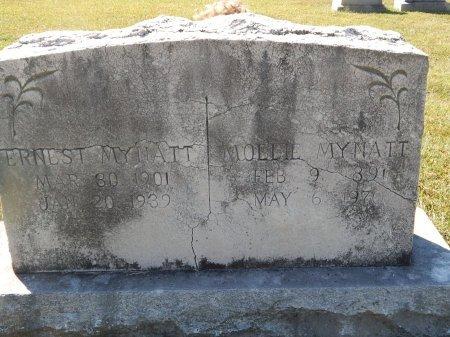 MYNATT, ERNEST - Knox County, Tennessee   ERNEST MYNATT - Tennessee Gravestone Photos