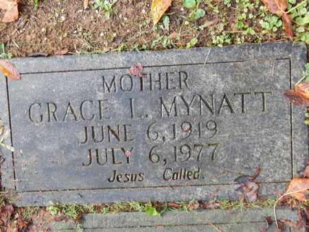 MYNATT, GRACE L - Knox County, Tennessee | GRACE L MYNATT - Tennessee Gravestone Photos