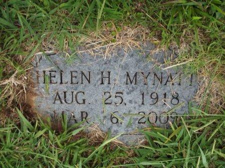 MYNATT, HELEN H - Knox County, Tennessee | HELEN H MYNATT - Tennessee Gravestone Photos