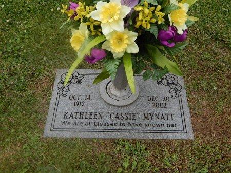 "MYNATT, KATHLEEN ""CASSIE"" - Knox County, Tennessee | KATHLEEN ""CASSIE"" MYNATT - Tennessee Gravestone Photos"