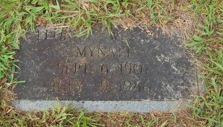 MYNATT, LEONA - Knox County, Tennessee | LEONA MYNATT - Tennessee Gravestone Photos