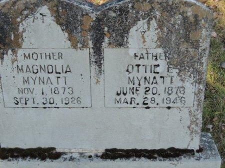 MYNATT, OTTIE E - Knox County, Tennessee | OTTIE E MYNATT - Tennessee Gravestone Photos